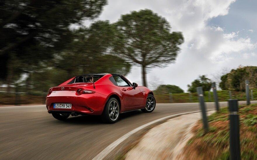 """""""Mazda MX-5 RF"""""""