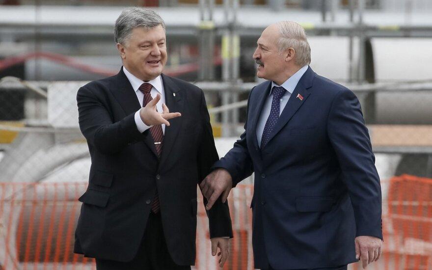 Lukašenka: Baltarusija nesikiša į įvykius Ukrainoje