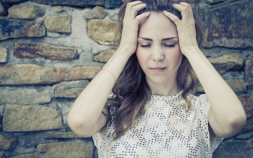 Kodėl mergaitės dažniau patiria nerimą nei berniukai
