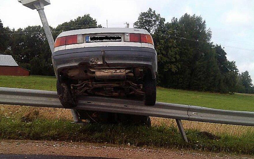 Artėja vairuotojams grėsmingas laikotarpis