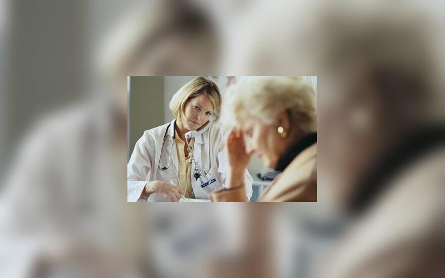 Pacientų šantažas: nori sužinoti, ar reikia vaistų, susimokėk