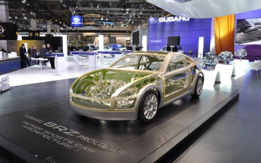 Subaru BRZ Prologue koncepcija