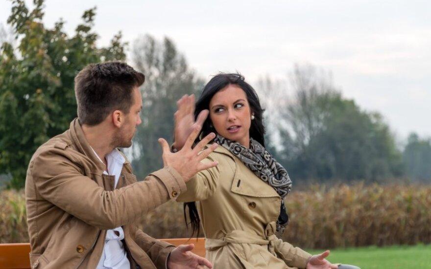 """7 """"ne"""" moterims, kurie padės kurti darnius santykius"""