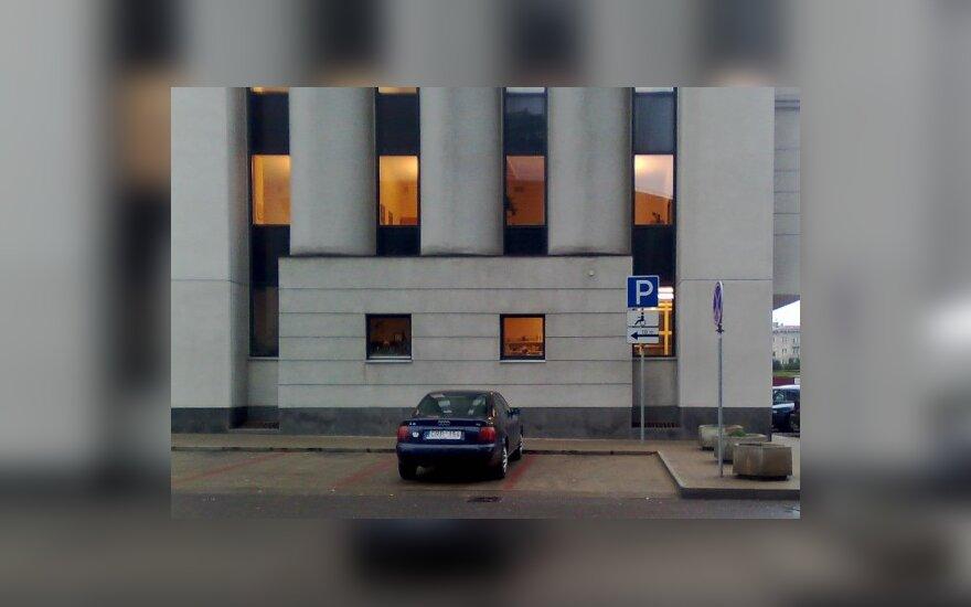 Vilniuje, A.Tumėno g. 2009-11-09, 15.07 val.