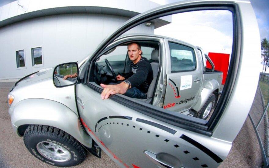 Konkursas Geriausias vairuotojas Lietuvoje