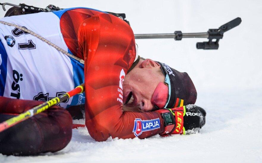 Lietuviai pranoko net olimpinius čempionus, Kaukėnas – tarp keturių geriausiųjų