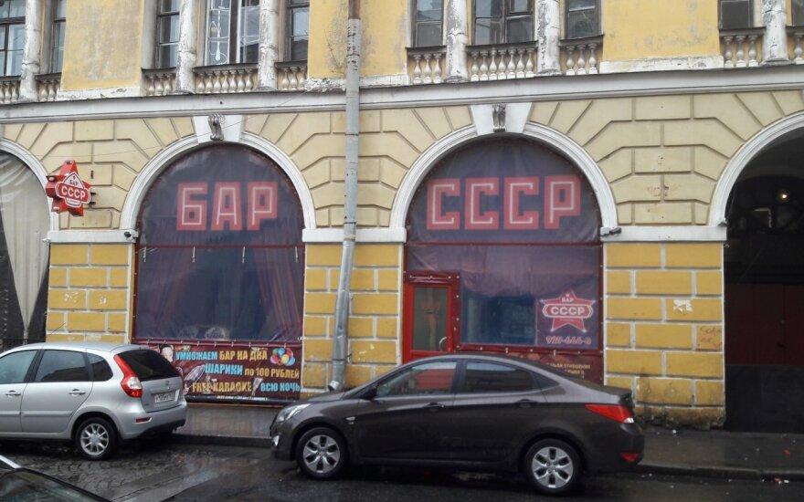<strong>Gilyn į Rusiją.</strong> Kremliaus ruporas Lietuvai paišo juodus scenarijus: jei neklausysite, maža nepasirodys