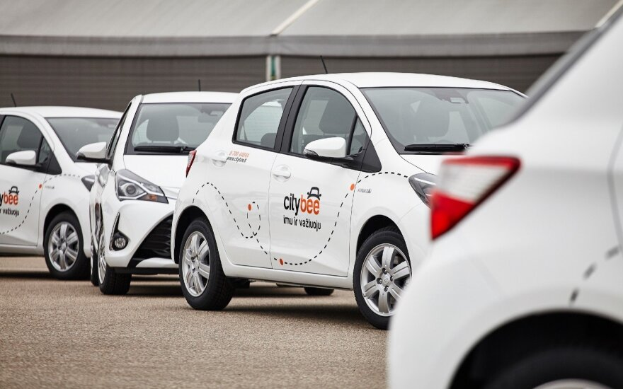 CityBee is set to join European car-sharing leaders with a 110 mln EUR investment in major fleet upgrade
