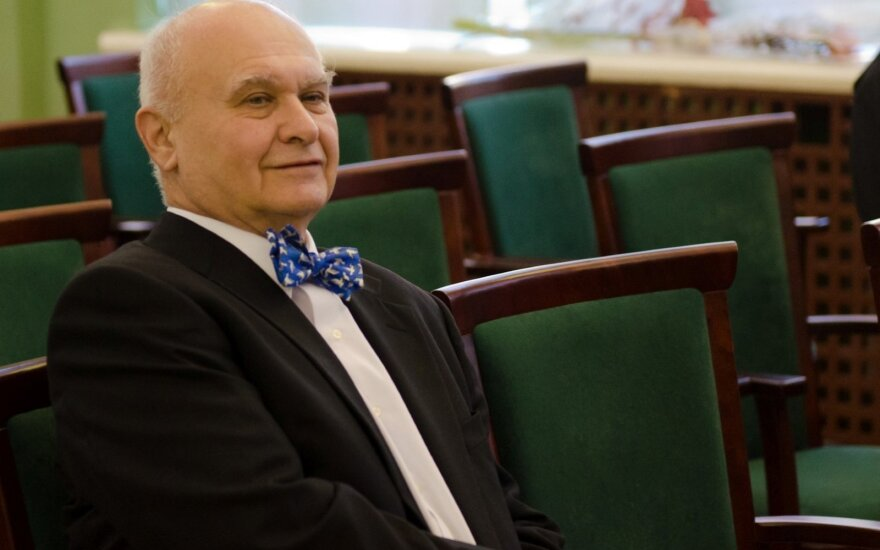Professor Teodoro Forcht Dagi
