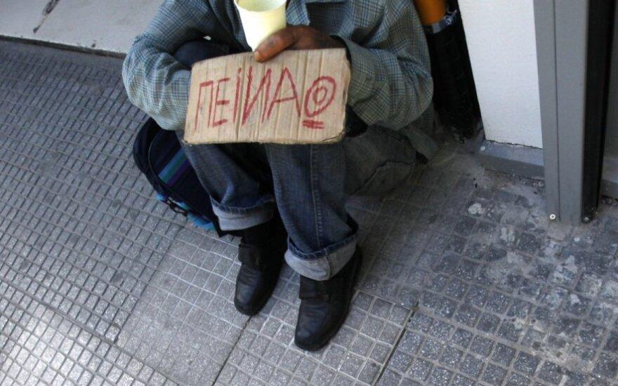 Iš krizės besikapstančioje šalyje – nemokamos virtuvės skurstantiems