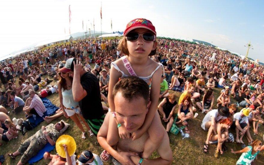 """Muzikos festivalis """"Granatos Live"""" atskleidžia atlikėjų ir grupių pasirodymų laikus"""