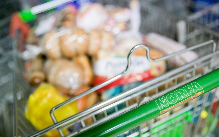 """""""Norfos mažmena"""" pernai didino apyvartą iki 527 mln. eurų"""