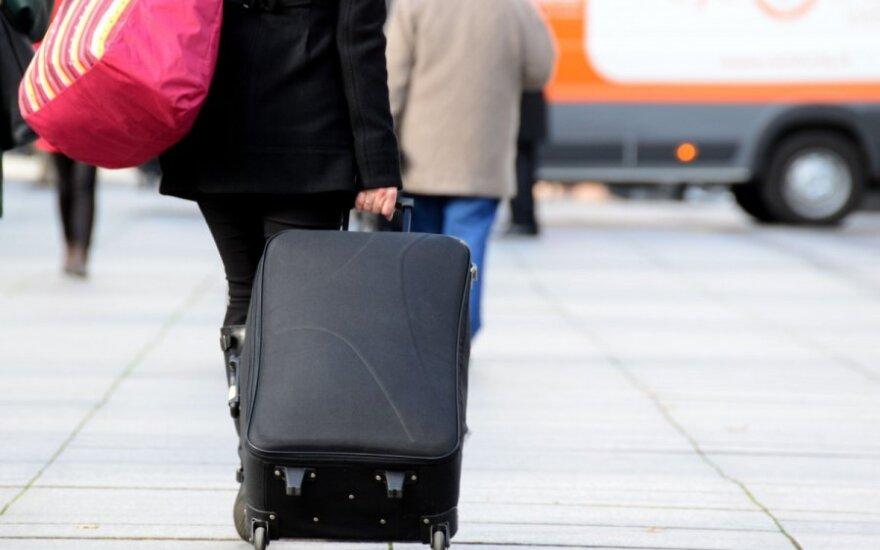 Laukia dar viena emigracijos banga?