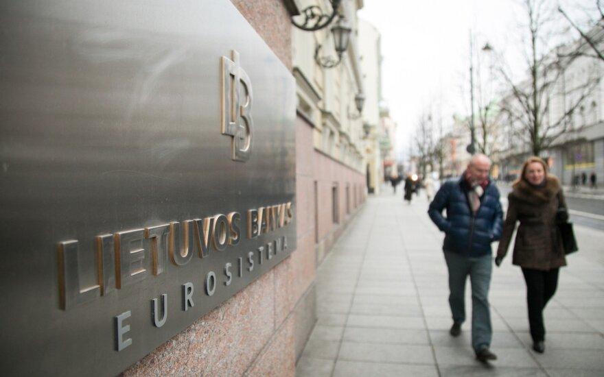 Ekonomikos srities mokslininkams Lietuvos bankas skyrė premijas