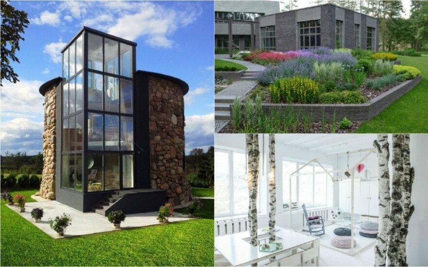 Interjero, kraštovaizdžio ir individualaus namo konkurse - modernizmo pergalė
