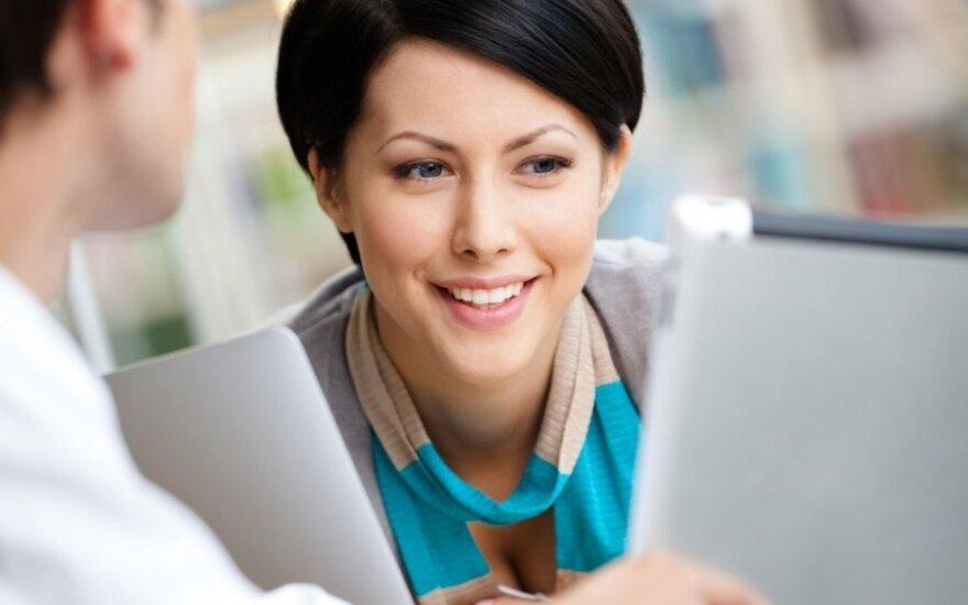 Darbo ieškoti geriausia pagal jau paskelbtą darbo pasiūlymą