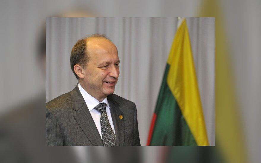 A.Kubilius: užsienio šalių premjerai stebisi mumis