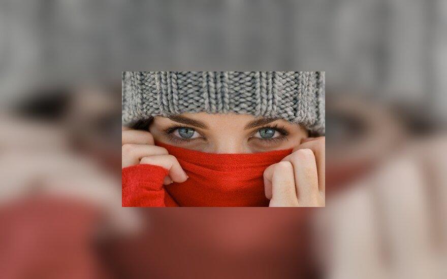 Veiksmų planas peršalimui įveikti