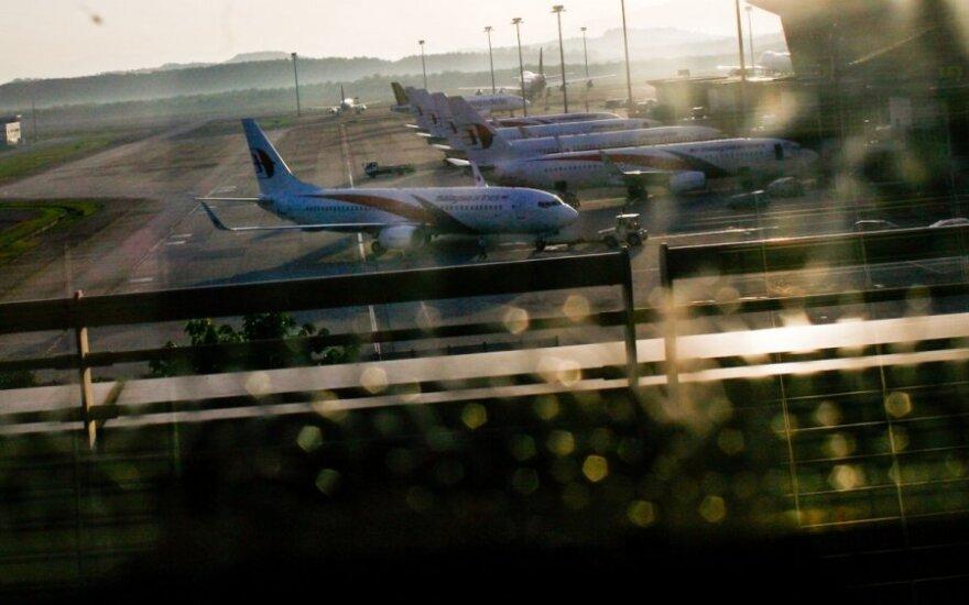 """Ekspertas apie """"Malaysia Airlines"""": kyla klausimas, ar tai įmanoma atlaikyti"""