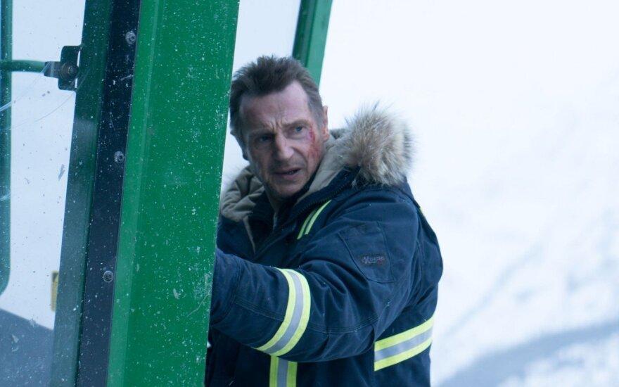 """Liamas Neesonas filme """"Šaltas kraujas"""""""