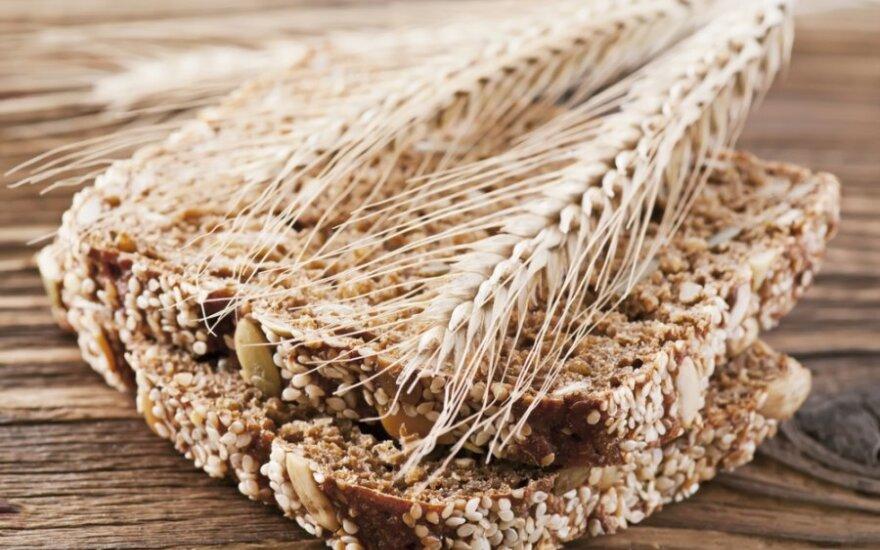 Duona iš rupių miltų