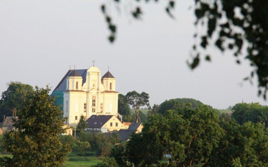 Kražiai  M. K. Sarbievijaus kultūros centro archyvas