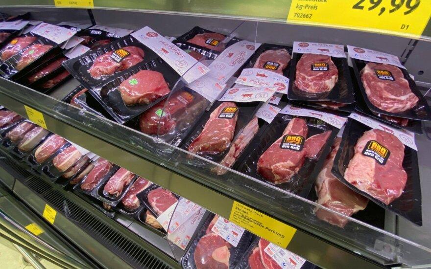 Gyvenimas karantine: Europoje didėja mėsos perteklius, gamintojai ieško išeičių