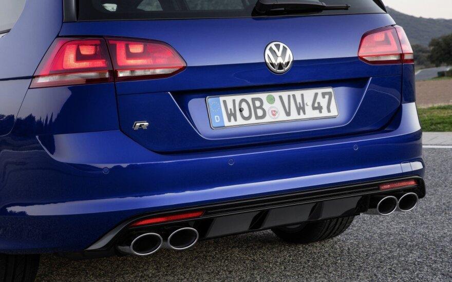 """""""Volkswagen Group"""" bus išskirstyta į keturis holdingus"""