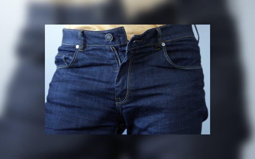 Britanijoje ieškoma ekshibicionisto, kuris platina savo penio nuotraukas