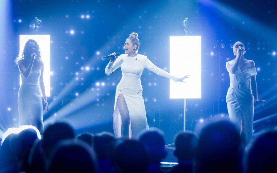Įvertino Monikos Marijos eurovizinės dainos panašumą su Sam Smith kūriniu: apie plagiatą kalbėti negalima