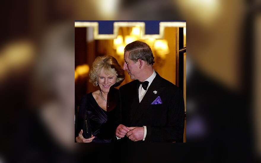 Camilla Parker Bowles ir Princas Čarlzas