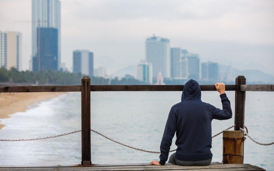 Ar žinote, kaip emigracija paveikia psichinę sveikatą?
