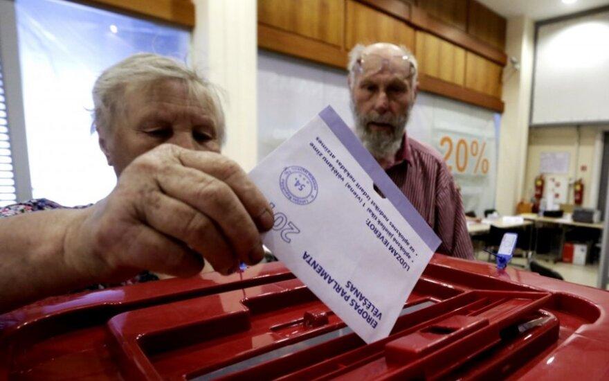 Rinkimai į EP: kaip sekėsi mūsų kaimynams