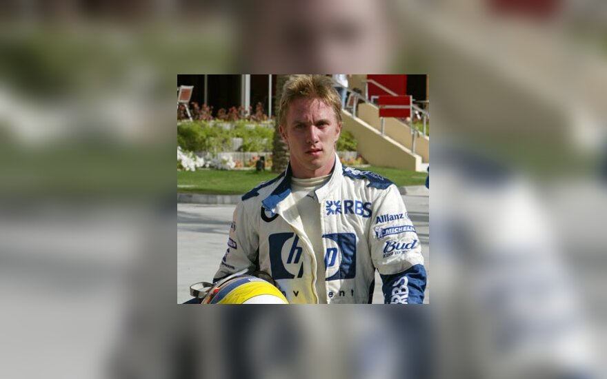 "Nick Heidfeld (""BMW-Williams"")"