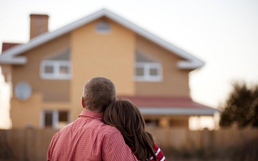 Mokesčių išvarginti gyventojai ieško taupių būstų