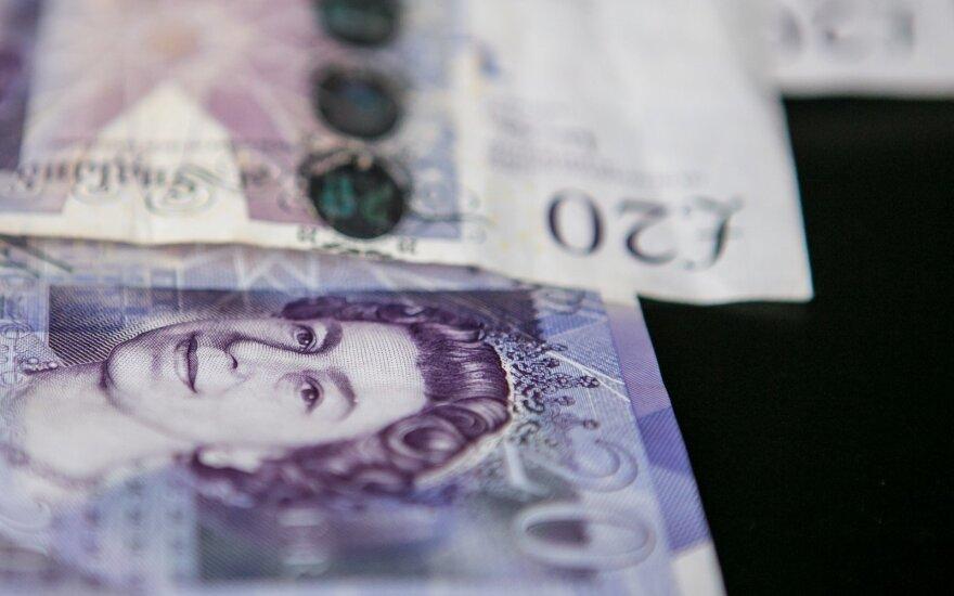 """Tyrimas: """"Brexitas"""" be susitarimo pakenktų JK ekonomikai labiau nei COVID-19 pandemija"""