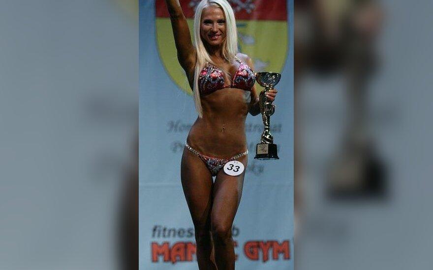 Olga Grinskis (bodybuilding-szene.de nuotr.)