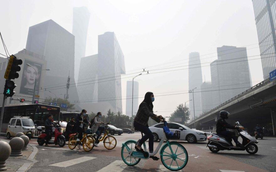 Oro tarša Pekine