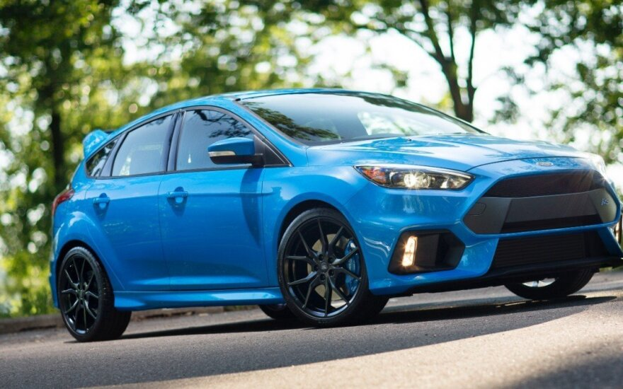 """""""Ford Focus RS"""""""