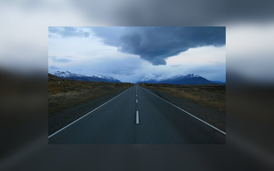 Kelias Patagonijoje