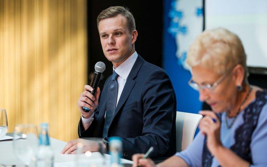 G. Landsbergis prisiminė darbą A. Butkevičiaus kanceliarijoje: buvau pažadėjęs niekada nekalbėti