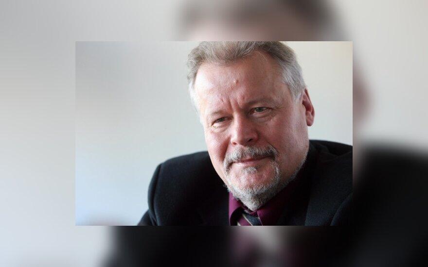 Prof. Aleksandras Laucevičius