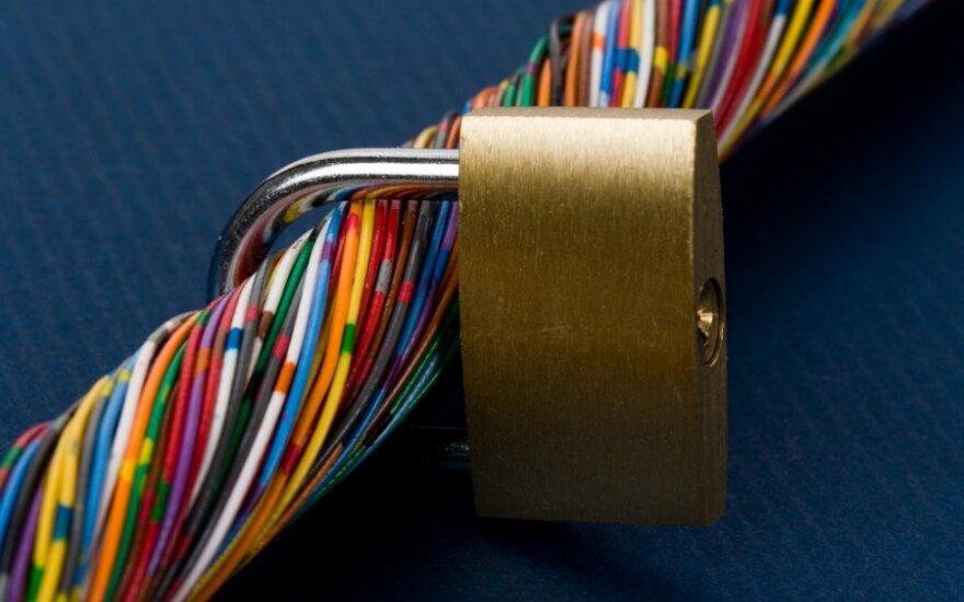 Informacijos saugumas