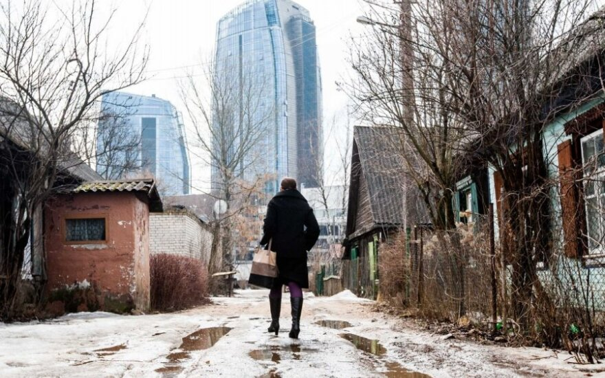 Poverty reduction with Skirma Kondratas: the squeaky wheel gets the grease?