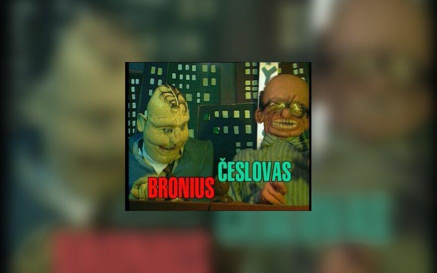 Radioshow personažai