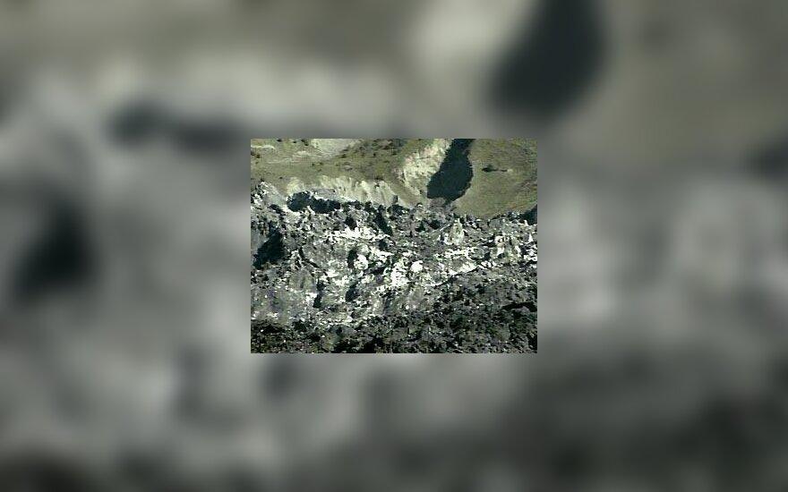 Ledynas Šiaurės Osetijoje