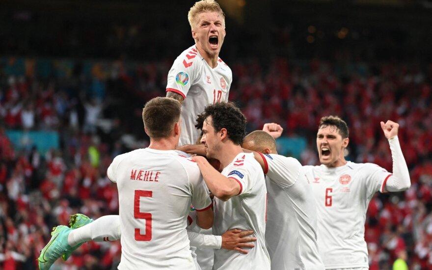 EURO 2020, Danija - Rusija