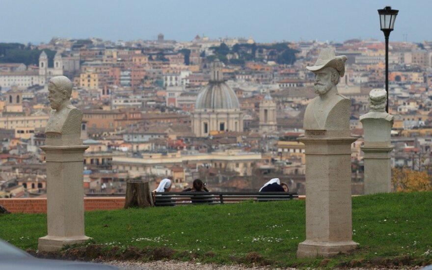 Siaubingos atostogos Romoje: kai grįžau namo, vyras mane pamatęs išsigando