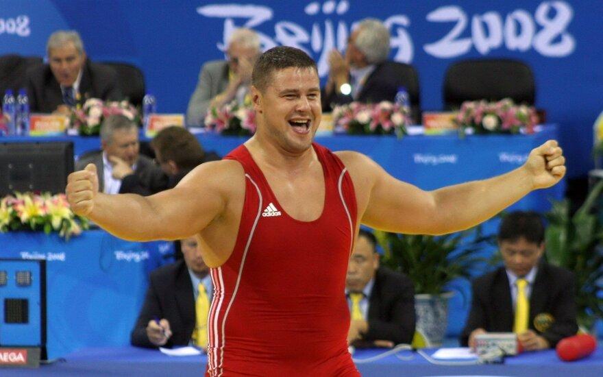 Debiutui narve besiruošiantis olimpinis prizininkas: smalsumas nugali visas baimes