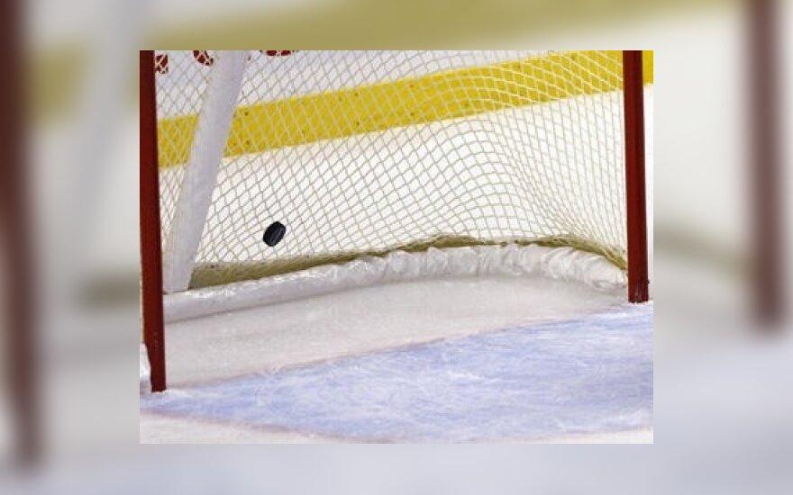 Jaunieji Lietuvos ledo ritulininkai pasaulio čempionate patyrė antrąją nesėkmę